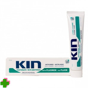 KIN PASTA DENTRÍFICA 125 ML