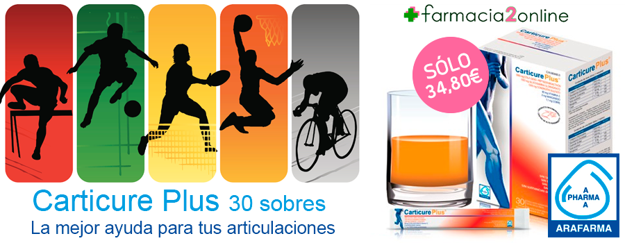 Carticure Plus 30 sobres